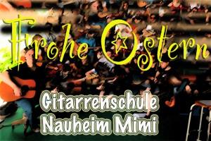 Ostern Gitarrenschule-Mimi
